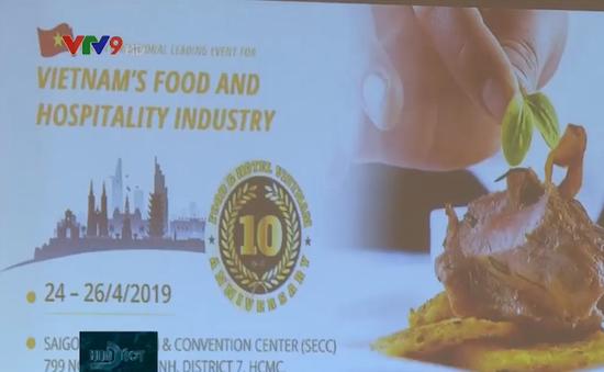 Triển lãm quốc tế về ngành công nghiệp thực phẩm và khách sạn