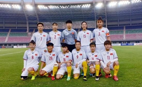 BXH FIFA Quí I/2019: ĐT nữ Việt Nam giữ vững thứ hạng 35