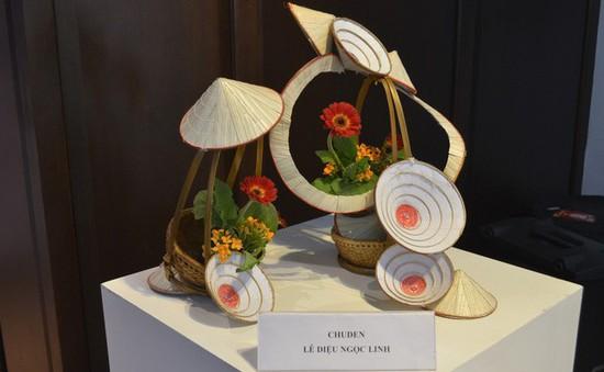 Lan tỏa nét đẹp nghệ thuật cắm hoa Ikebana tại Việt Nam