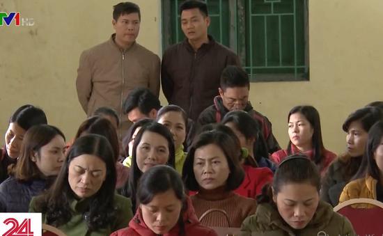 Công đoàn Giáo dục Việt Nam đề nghị xem xét, hỗ trợ giáo viên Sóc Sơn