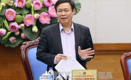 PTTg Vương Đình Huệ trực tiếp chỉ đạo Ủy ban Quản lý vốn Nhà nước