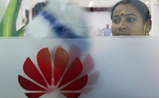 Ấn Độ hạn chế Huawei