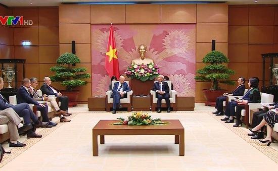 Tăng cường hợp tác Việt Nam - Bỉ