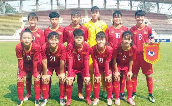 Việt Nam giành quyền tham dự VCK giải U16 nữ châu Á 2019