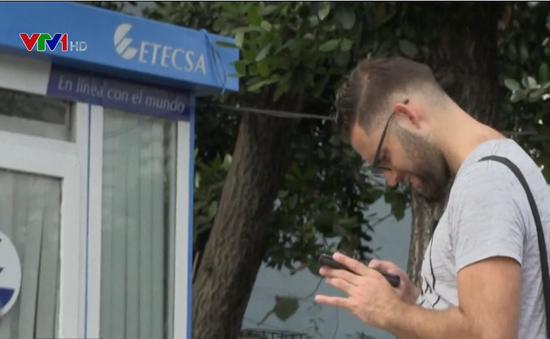 Cuba thử nghiệm dịch vụ 4G