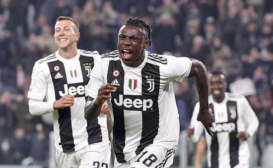 Vòng 27 giải VĐQG Italia Serie A: Ronaldo dự bị, Juventus vẫn thắng tưng bừng