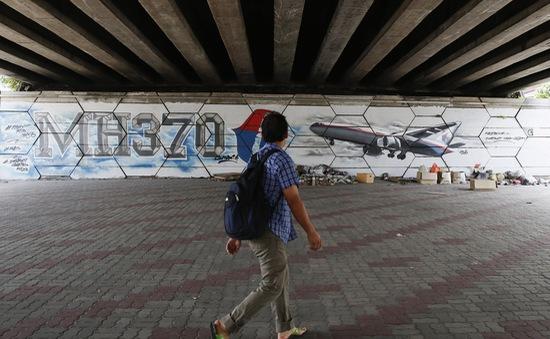 Người thân nạn nhân trên chuyến bay xấu số kêu gọi tiếp tục tìm kiếm máy bay MH370