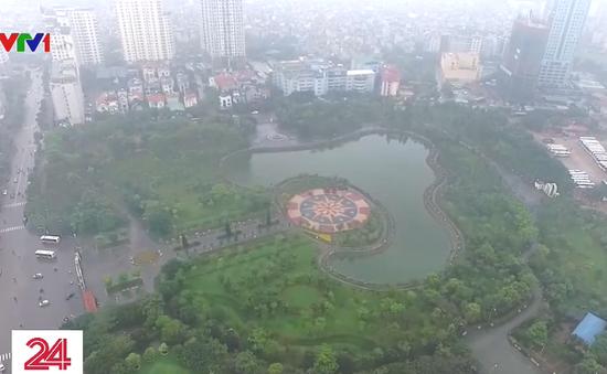 """Bãi đỗ xe ngầm ở Hà Nội: """"Cơn khát"""" khó giải"""