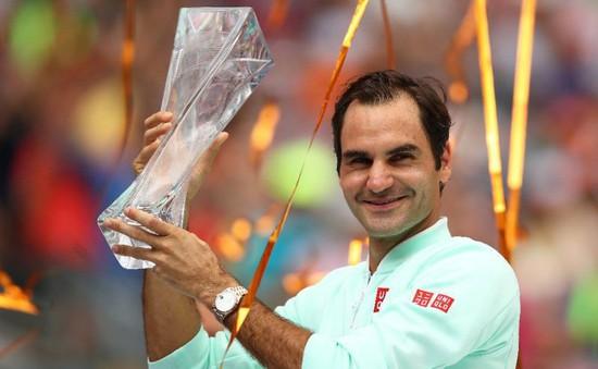 Miami mở rộng 2019: Federer vô địch thuyết phục!