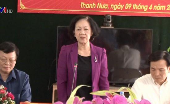 Đẩy mạnh giảm nghèo trong vùng đồng bào dân tộc thiểu số tại Điện Biên
