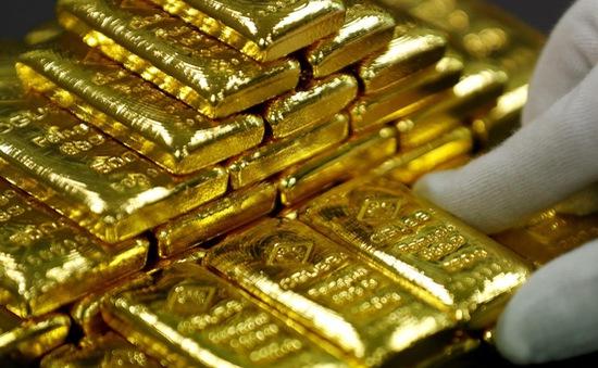 Giá vàng lên mức cao nhất trong gần hai tuần qua