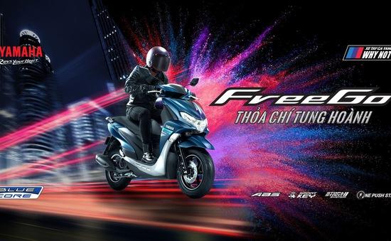 Yamaha Motor Việt Nam giới thiệu mẫu xe tay ga mới FreeGo 125