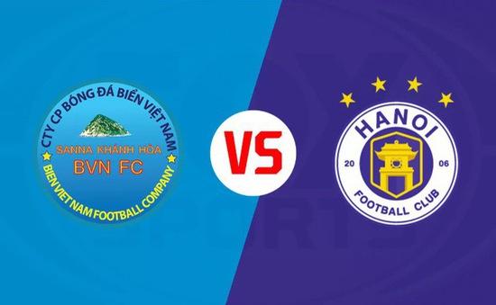VIDEO Highlight Sanna Khánh Hòa 0-0 CLB Hà Nội (Vòng 5 V.League Wake Up 247 - 2019)