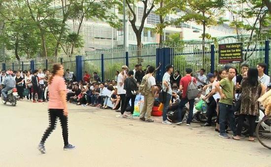 Hàn Quốc thông báo đổi địa điểm nhận hồ sơ xét duyệt visa tại Hà Nội