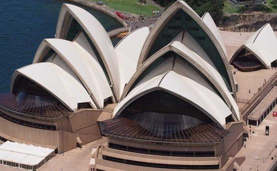 """Nhà hát Opera Sydney mở cửa điểm du lịch """"vàng"""""""