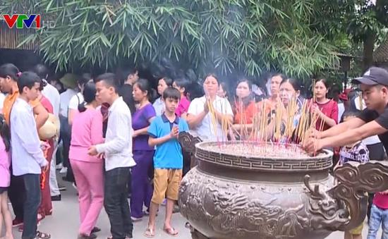 Lễ hội Giỗ Tổ Hùng Vương: Hướng về cội nguồn dân tộc