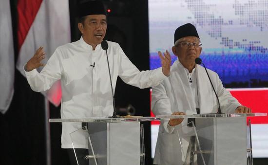Tranh luận trực tiếp lần 5 trước ngày bầu cử tại Indonesia
