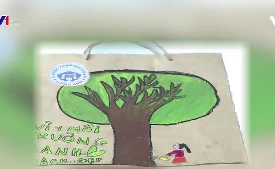 """Thừa Thiên - Huế: Thiết thực phong trào """"Nói không với túi nylon"""""""