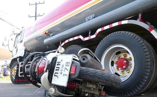 Tăng số vụ tai nạn giao thông dịp Tết Songkran ở Thái Lan