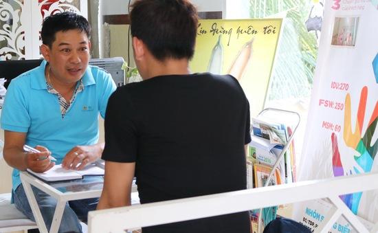Khởi động dịch vụ điều trị dự phòng trước phơi nhiễm HIV