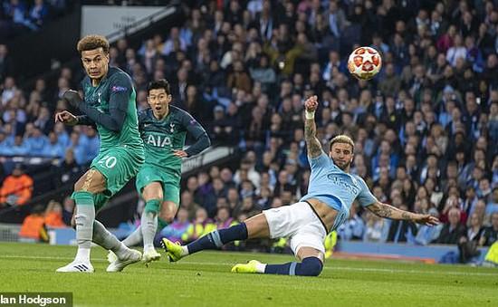 """Ghi bàn """"không trượt phát nào"""", trận Man City - Tottenham đi vào lịch sử Champions League"""