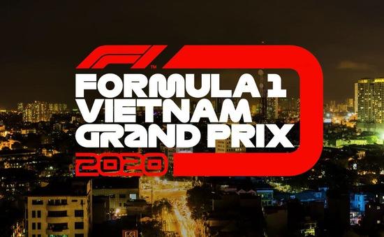CHÍNH THỨC: Huỷ chặng đua xe Công thức 1 Việt Nam 2020