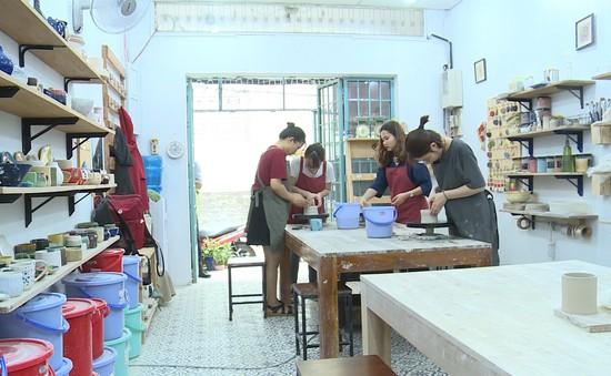 Thư giãn với lớp học làm gốm Bát Tràng tại TP Hồ Chí Minh