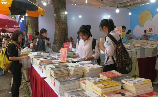 Ngày sách Việt Nam 2019 - Nơi kết nối độc giả và các đơn vị xuất bản