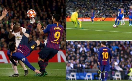 Messi sắp cán mốc không tưởng cùng Barcelona
