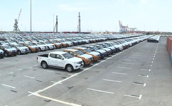 Quý I/2019, lượng ô tô nhập khẩu về Việt Nam bằng gần 50% cả năm 2018