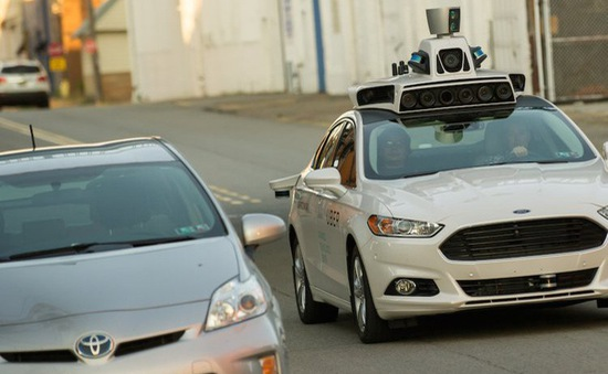 Uber dự định đầu tư 7,25 tỷ USD cho hệ thống xe tự lái