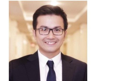Phó Giáo sư Trần Xuân Bách được bổ nhiệm Giáo sư tại Đại học Johns Hopkins