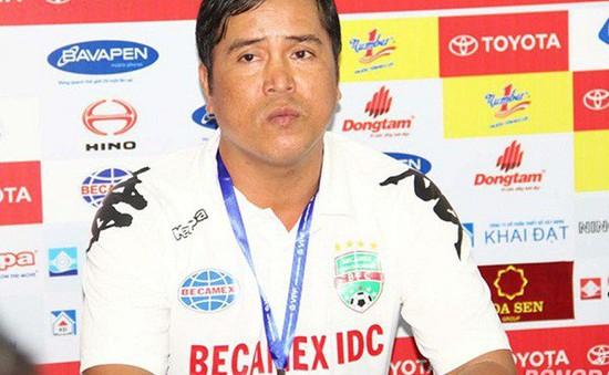 Trợ lý Nguyễn Thanh Sơn tạm thời dẫn dắt Becamex Bình Dương