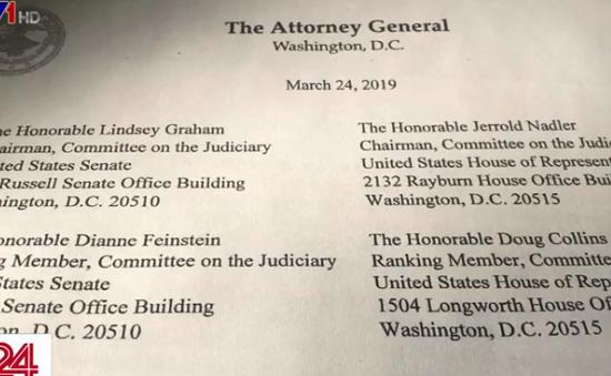 Báo cáo 448 trang của Mueller lọt top bán chạy nhất trên Amazon