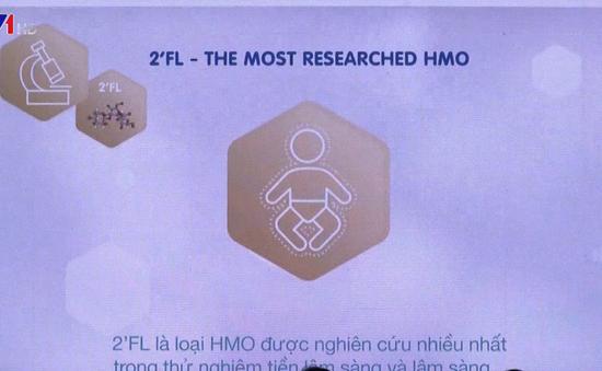 Các nhà nghiên cứu công bố 2 loại dưỡng chất có trong sữa mẹ