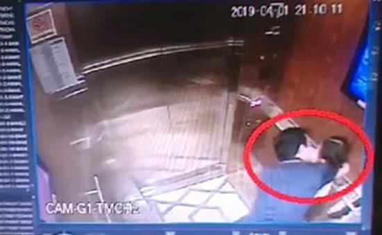 Vì sao vụ sàm sỡ bé gái trong thang máy bị chậm xử lý?