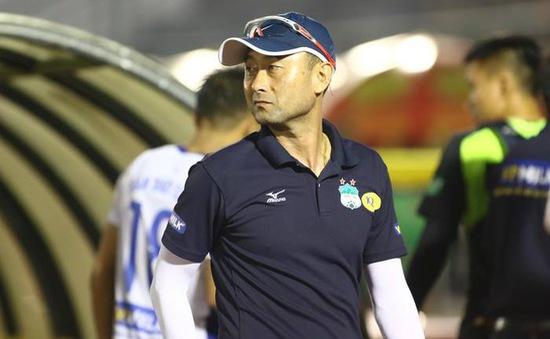 Hoàng Anh Gia Lai bổ nhiệm trợ lý HLV Park Hang-seo dẫn dắt thay HLV Dương Minh Ninh