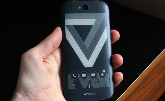 """Công ty từng gây sốt với điện thoại """"2 màn hình"""" YotaPhone phá sản"""