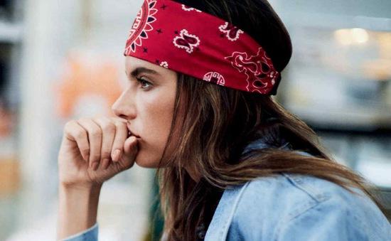 Alessandra Ambrosio trên Elle tháng 4/2019 - Mạnh mẽ và dữ dội
