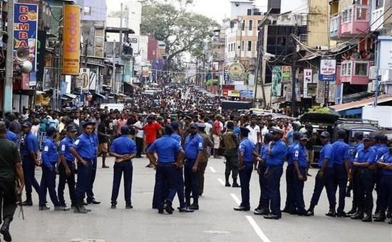 Cảnh sát Sri Lanka đột kích truy quét phần tử khủng bố