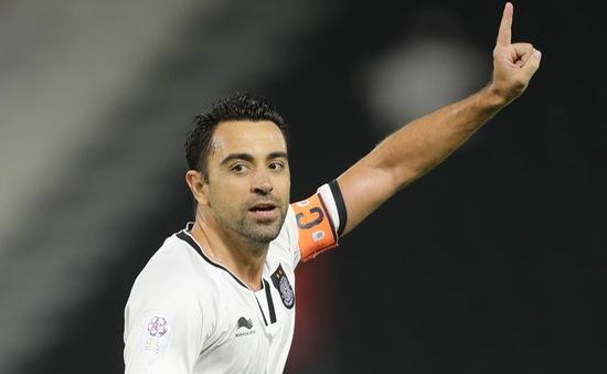 VIDEO: Xavi lại có một pha đá phạt đẳng cấp ở AFC Champions League