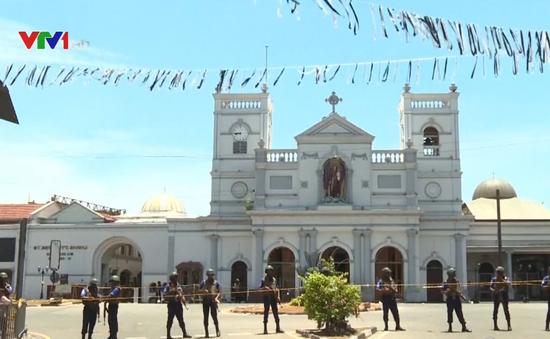 IS thừa nhận gây ra loạt vụ đánh bom ở Sri Lanka