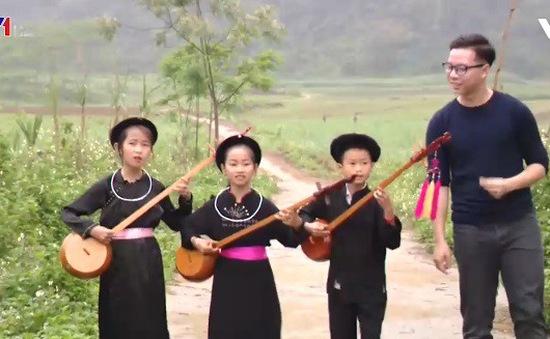 CLB hát Then của những nghệ sĩ nhí