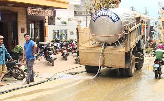 Lào Cai phê duyệt dự án cấp nước sạch thị trấn Sa Pa