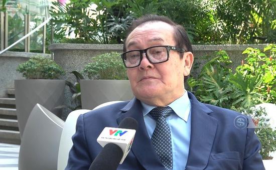 Ông Hoàng Vĩnh Giang – Phó Chủ tịch Thường trực Uỷ ban Olympic Việt Nam chia sẻ về SEA Games 30
