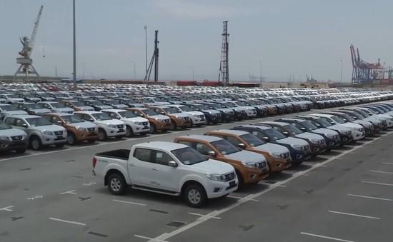 Sức tiêu thụ xe bán tải giảm hẳn