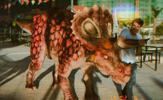 Độc đáo xưởng quái vật kinh dị như Hollywood giữa TP. HCM