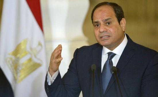 Ai Cập gia hạn tình trạng khẩn cấp toàn quốc