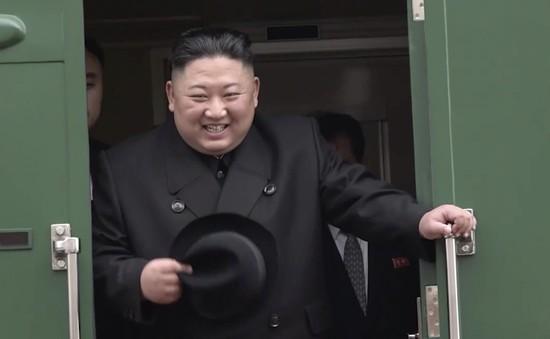 Chủ tịch Triều Tiên Kim Jong-un trả lời phỏng vấn kênh truyền hình Nga