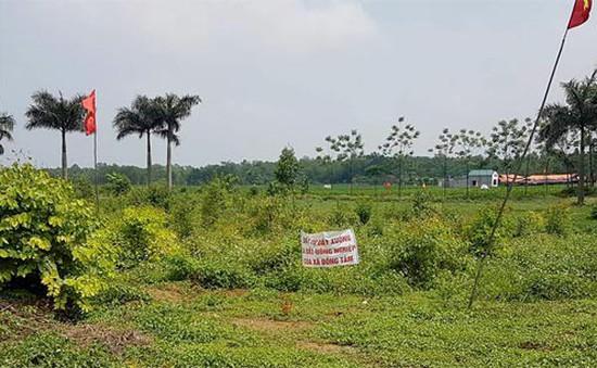 15h hôm nay (25/4), công bố kết quả rà soát kết luận thanh tra đất Đồng Tâm